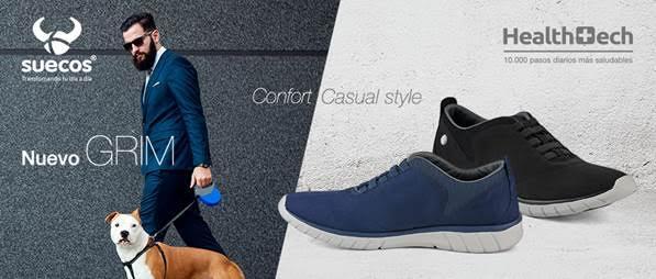 Llega GRIM, un zapato creado por Suecos para favorecer la ergonomía del pie masculino