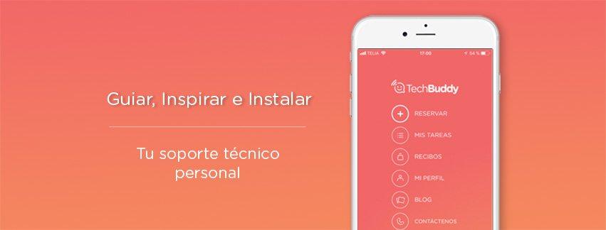 TechBuddy conecta a personas que buscan asistencia tecnológica con expertos del mundo digital