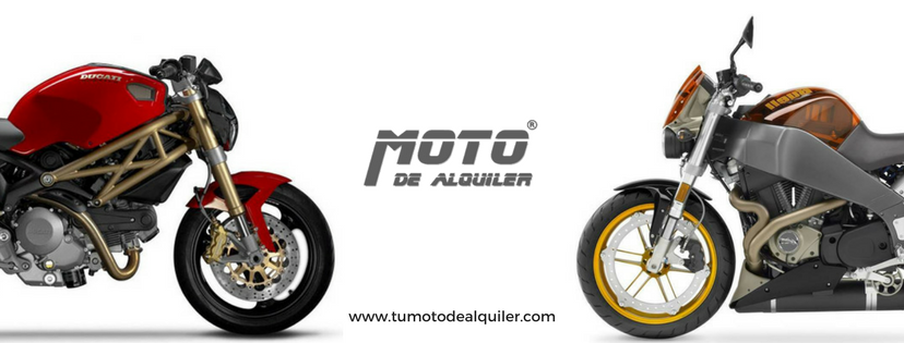 Nace tumotodealquiler.com, la primera empresa de alquiler de motos de carretera de España
