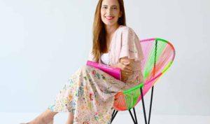 La diseñadora Nuria Alia triunfa en Casa Decor con un estilo cálido, elegante y chic
