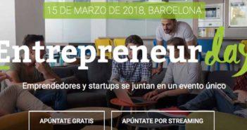 Llega Entrepreneur Day, un evento único para el ecosistema emprendedor