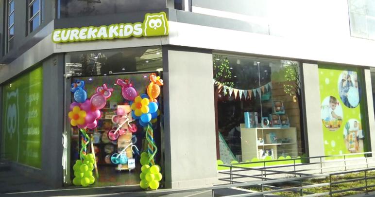 La cadena de jugueterías educativas Eurekakids abre una tienda en Bolivia