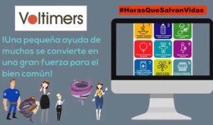 Voltimers, una plataforma para ayudar a causas sociales que busca financiación