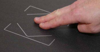Touch Surface, un dispositivo táctil que permite controlar luces, persianas y música