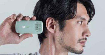 Kunkun Body, un dispositivo que detecta el mal olor corporal