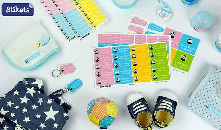 Stikets.es crea una línea de etiquetas personalizadas para celebraciones