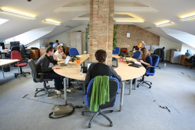 La mejor tecnología para unas oficinas seguras