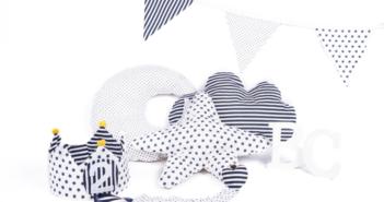 María Ayuso lanza Baby BelleChic, una línea de complementos de confección artesanal para peques