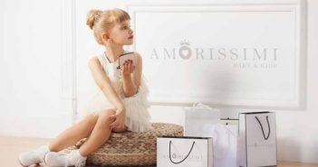 La firma de moda infantil Amorissimi aterriza en México - Diario de Emprendedores