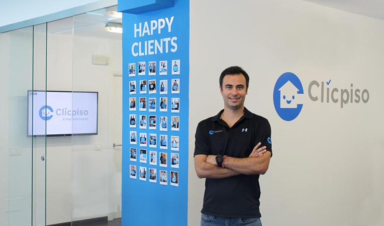 La startup Clicpiso factura 5 millones de euros en su primer año de vida - Diario de Emprendedores