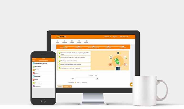 Tramitapp, una app que facilita el trabajo de recursos humanos y supera los 3.000 usuarios - Diario de Emprendedores