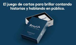 Emprendedores crean Retorik, un juego para superar el miedo a hablar en público - Diario de Emprendedores