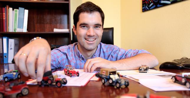 Entrevistamos a Iñaki Arrola, director general de Coches.com