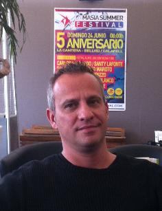 Entrevista a Guilhem Bru, fundador de La Masia Summer Festival