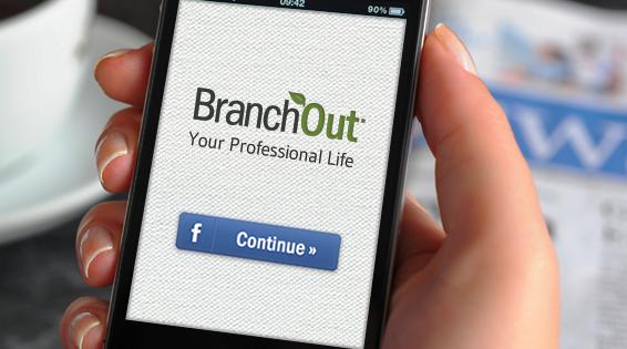 La app de búsqueda de empleo Branchout añade nuevas funciones