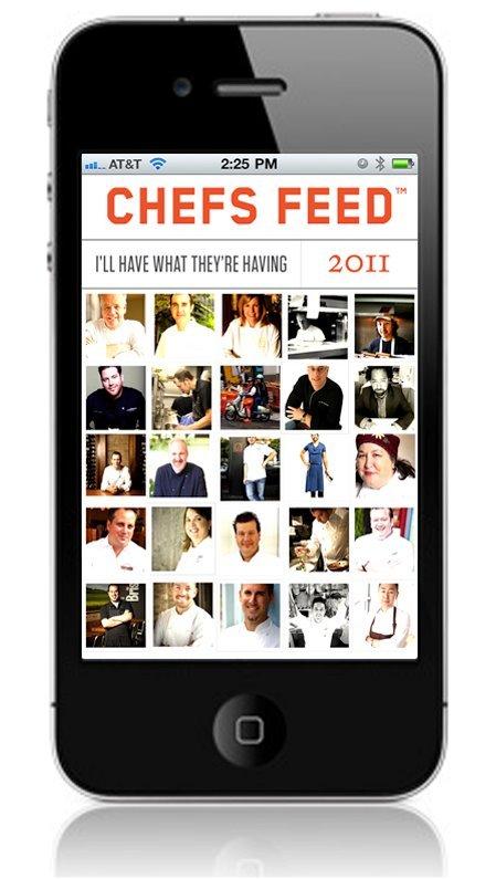 Chefs Feed