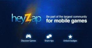 Heyzap permite usar el móvil para jugar con usuarios desconocidos