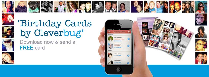 Cleverbug permite crear tarjetas de felicitación y consigue 25.000 descargas