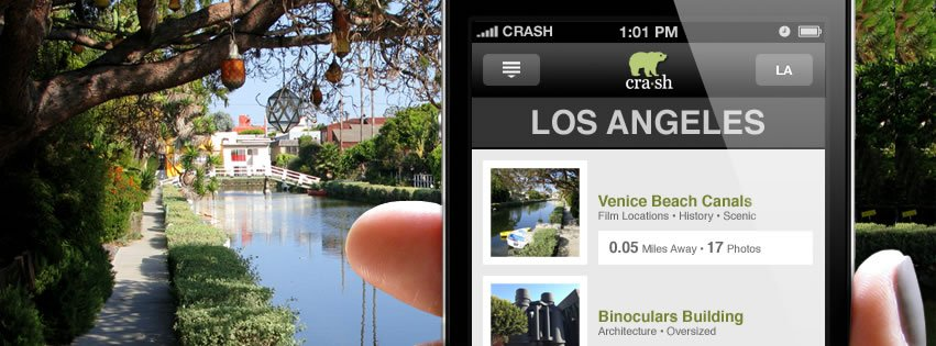 ¿Te apetece crear una aplicación turística? Sigue el ejemplo de Crash
