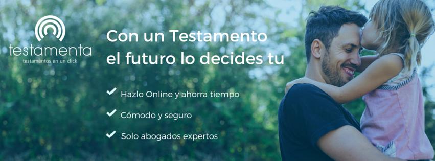 Carles Argemí lanza Testamenta, un proyecto que permite redactar el testamento a través de la Red