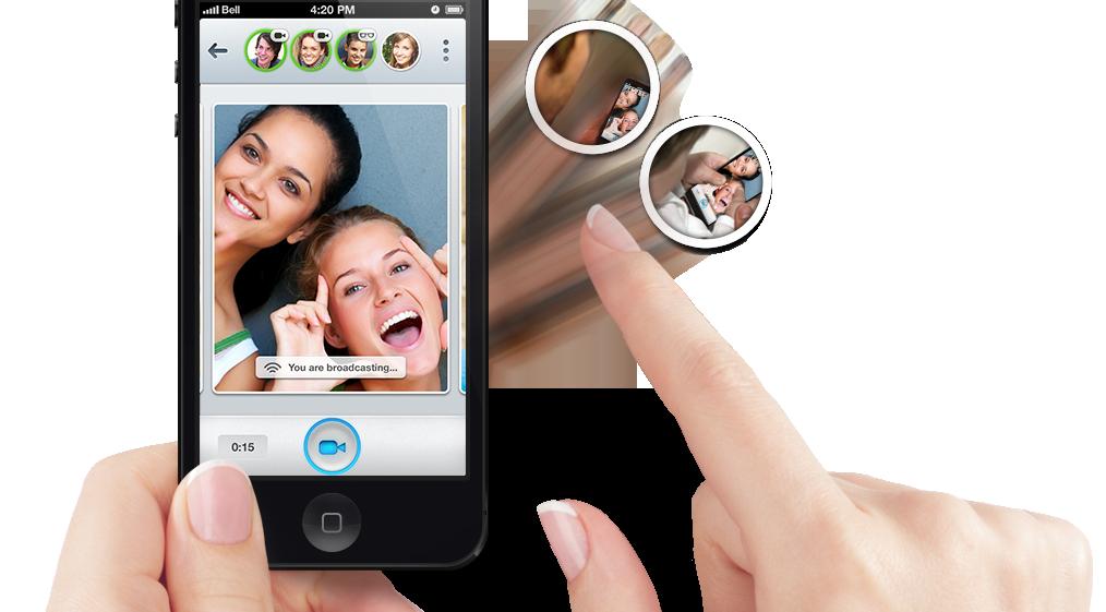 Glide, lo último para chatear a través de vídeos grabados o en tiempo real