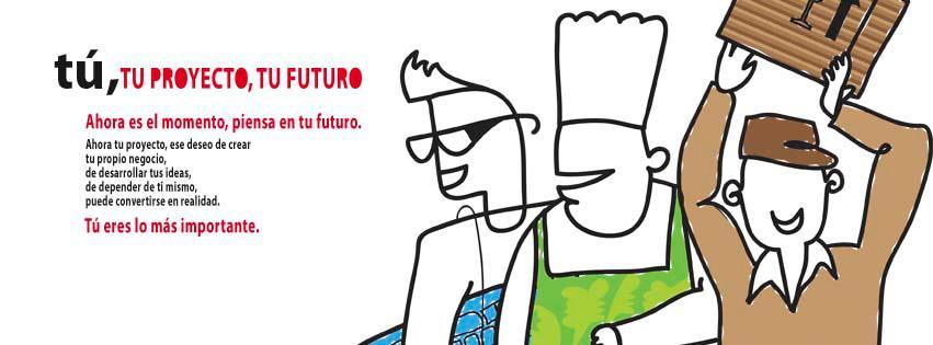 """""""Tú, tu proyecto, tu futuro""""; una guía para autónomos que desean emprender"""