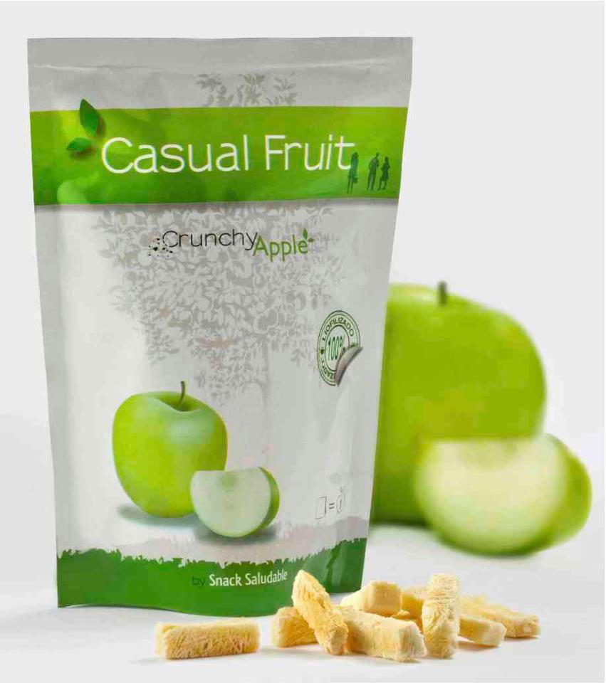 Casual Fruit, el snack más sano del mercado