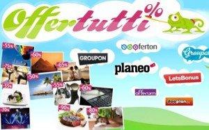 Oferttutti, los mejores chollos de la red con descuentos de hasta el 90 %
