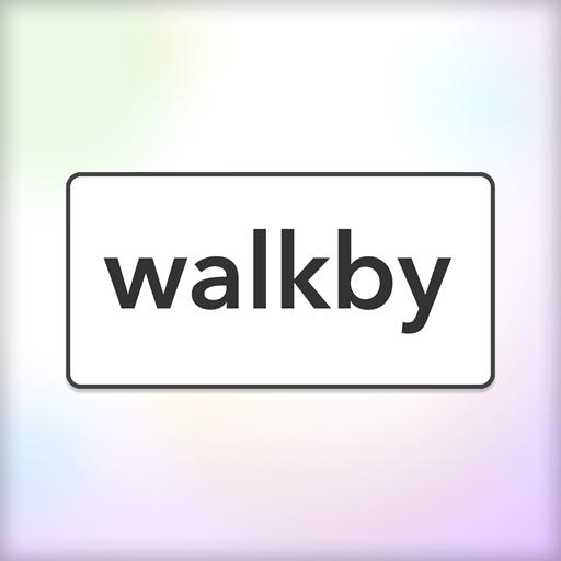 Walk.by, una aplicación que conecta a compradores con comerciantes