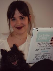 Bettina Vergara, emprendedora madrileña de 27 años, lanza LaBelleCarte