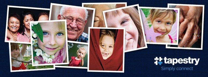 Haz que cuidar de nuestros mayores sea más sencillo con una app como Tapestry