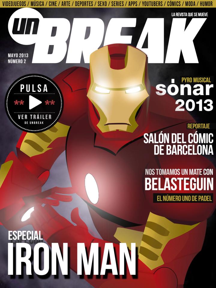 UnBreak, una nueva revista para iPad