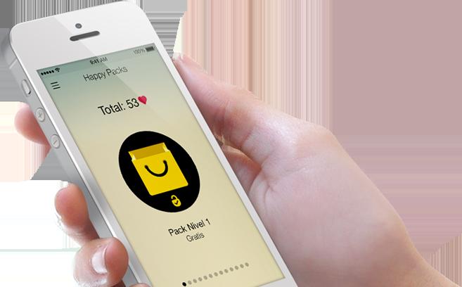 BHAPPY, una app que nos ayuda a encontrar la felicidad
