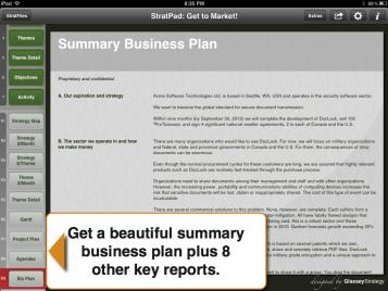 Elabora tu estrategia de negocio paso a paso con StratPad