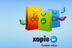 Xopie, una nueva plataforma para crear tiendas on-line low cost