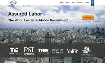 Consigue que encontrar trabajo sea cada vez más sencillo creando una plataforma como Assured Labor