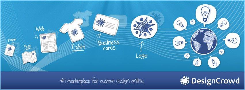 DesignCrowd, una plataforma para los diseñadores gráficos que todavía no ha llegado a España