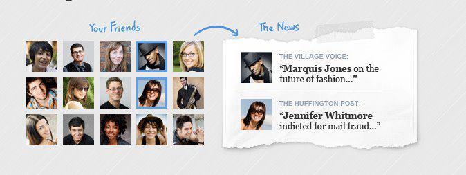 Emprendedores americanos crean Newsle, una app para encontrar noticias interesantes. ¡Sigue su ejemplo!