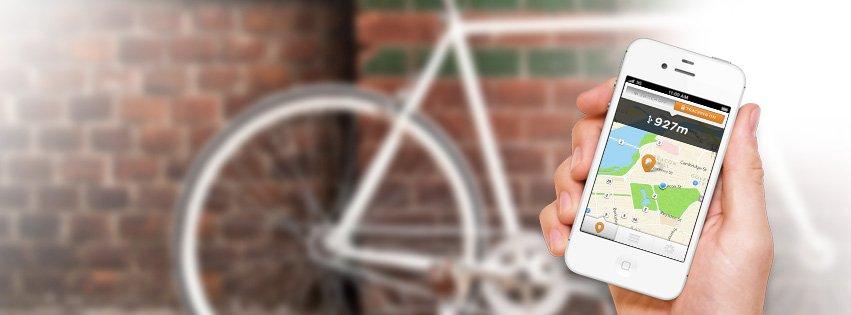Lock8, el candado inteligente que evita los robos de las bicicletas