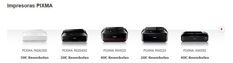 Estas Navidades, consigue hasta 250 euros de reembolso al comprar productos Canon 2