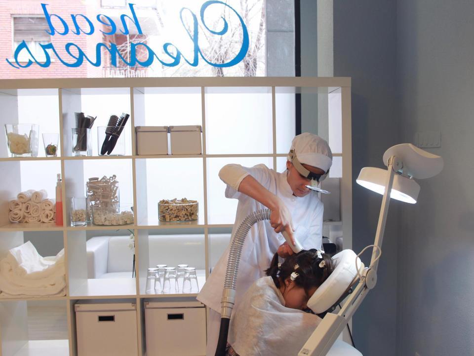 Head Cleaners, una empresa pionera en el tratamiento de la pediculosis