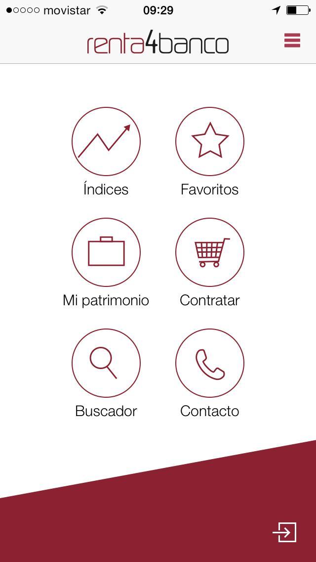 Sigue la evolución de los mercados financieros y opera en tiempo real con Renta 4 Banco