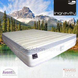 El colchón Spa Theraphy Avent o2 te ayuda a empezar el día con energía