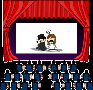 Emprende con una empresa de teatro a domicilio