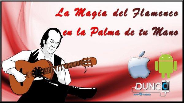 Emprendedores españoles revolucionan el universo del flamenco con la app Flamenco Machine