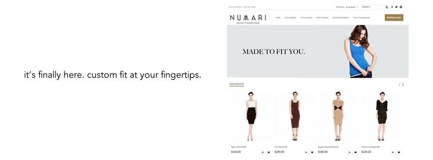 ¿Cansado de no encontrar ropa que te siente bien? ¡Tráete Numari a España!