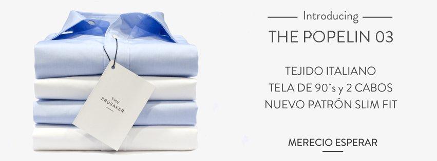 Emprendedores españoles crean The Popelin 03, la camiseta ideal para el verano