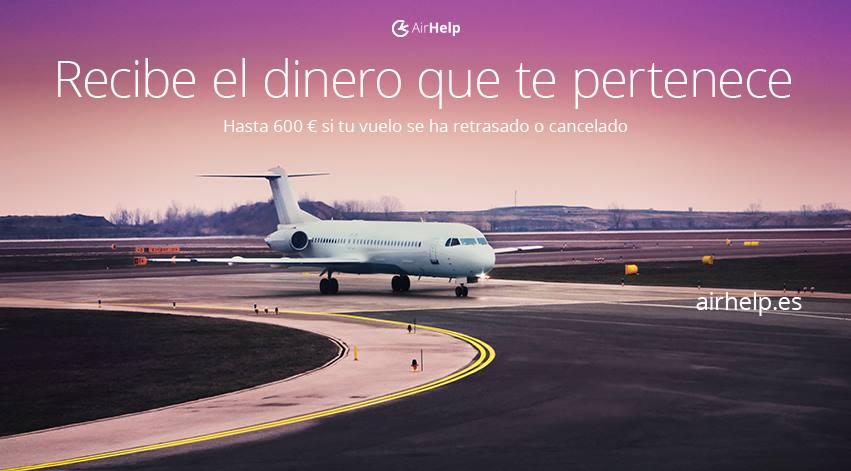 Imita a AirHelp y ayuda a los pasajeros a obtener indemnizaciones por los vuelos cancelados