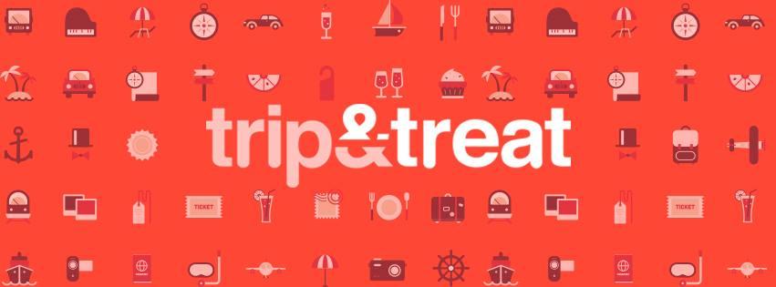 Si vas a ir de viaje, benefíciate de los descuentos de Trip&Treat