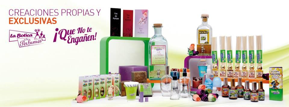 ¡Emprende con una franquicia de La Botica de los Perfumes y vende diez colonias por minuto!